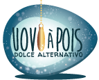 Logo pasticceria naturale Uovo à pois