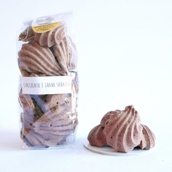 Cioccolato e grano saraceno